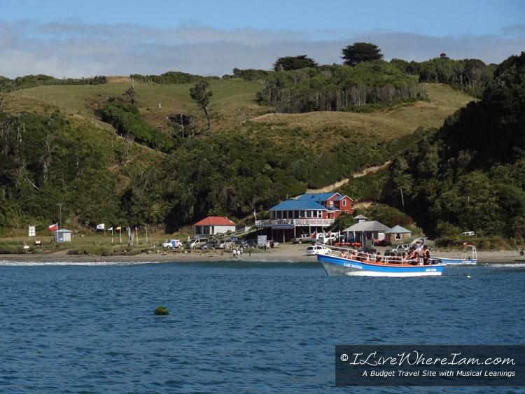 Travel Video Chilo 233 Island Isla Grande De Chilo 233 In