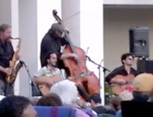Live Gypsy Jazz with Gonzalo Bergara Quartet – Culver City, California