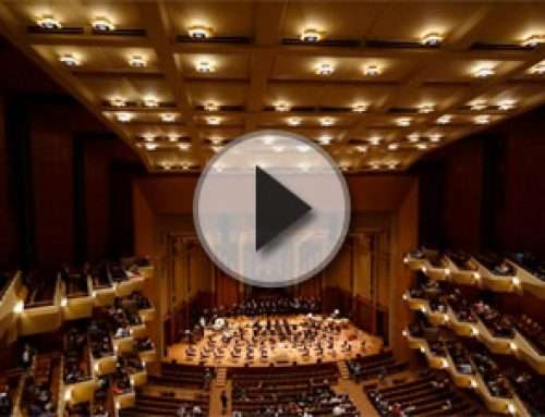 Video: Seattle Symphony at Benaroya Hall – Potlatch Symphony